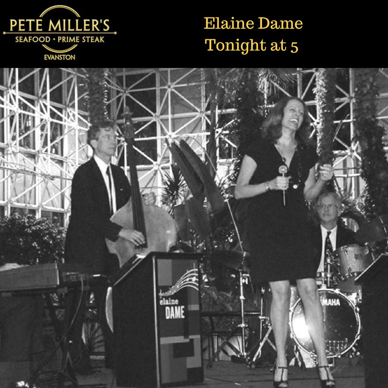 The @elainedame duo takes the stage tonight! Show starts at 5! https:/...