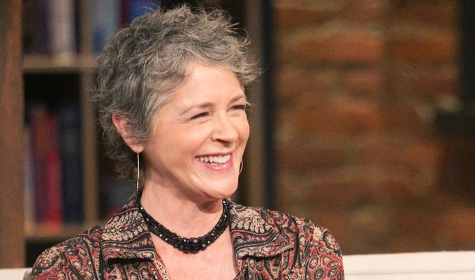 Wishing Melissa McBride ( a very Happy Birthday today!!