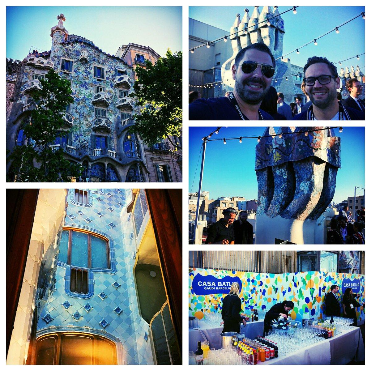 #ThankYou @ISERN_IPTWEETS for the classy event #Inta17 in the @CasaBatlloGaudi - #MuchasGracias #Merci #OKLM<br>http://pic.twitter.com/P9j6Gd5iBF
