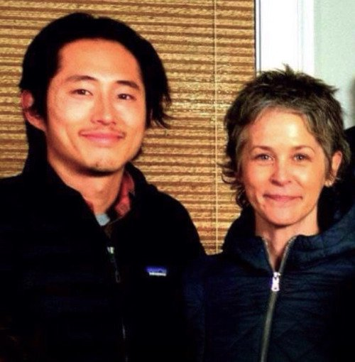 Happy Birthday to the amazingly talented and beautiful Melissa McBride!