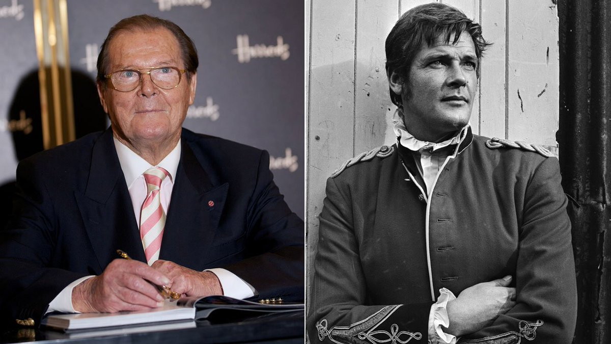 Veteran actor and the popular star of seven James Bond films, Roger Moore is dead. He died in Switzerland, aged 89.