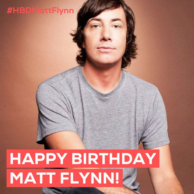 Happy birthday to drummer Matt Flynn!