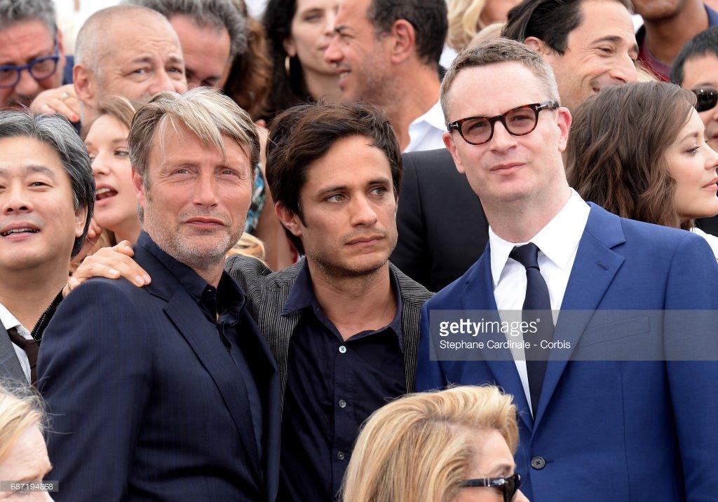170523 매즈 미켈슨-칸 영화제 70주년 기념 포토콜 2 Mads Mikkelsen attend a photocall for the '70th Anniversary' #Cannes2017