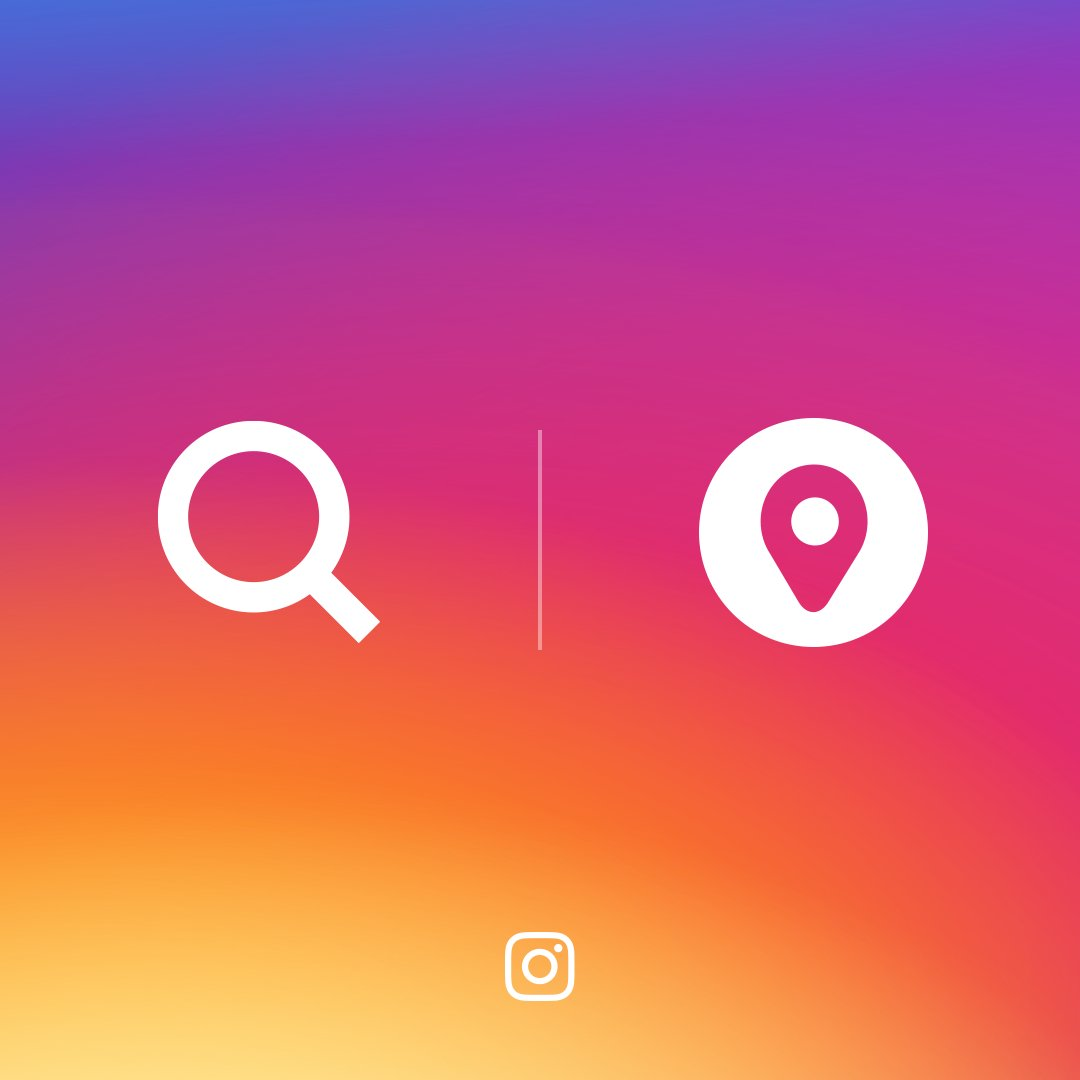 Introducing location and hashtag stories on Explore https://t.co/kTodILaLBn https://t.co/rC0zWuKw94