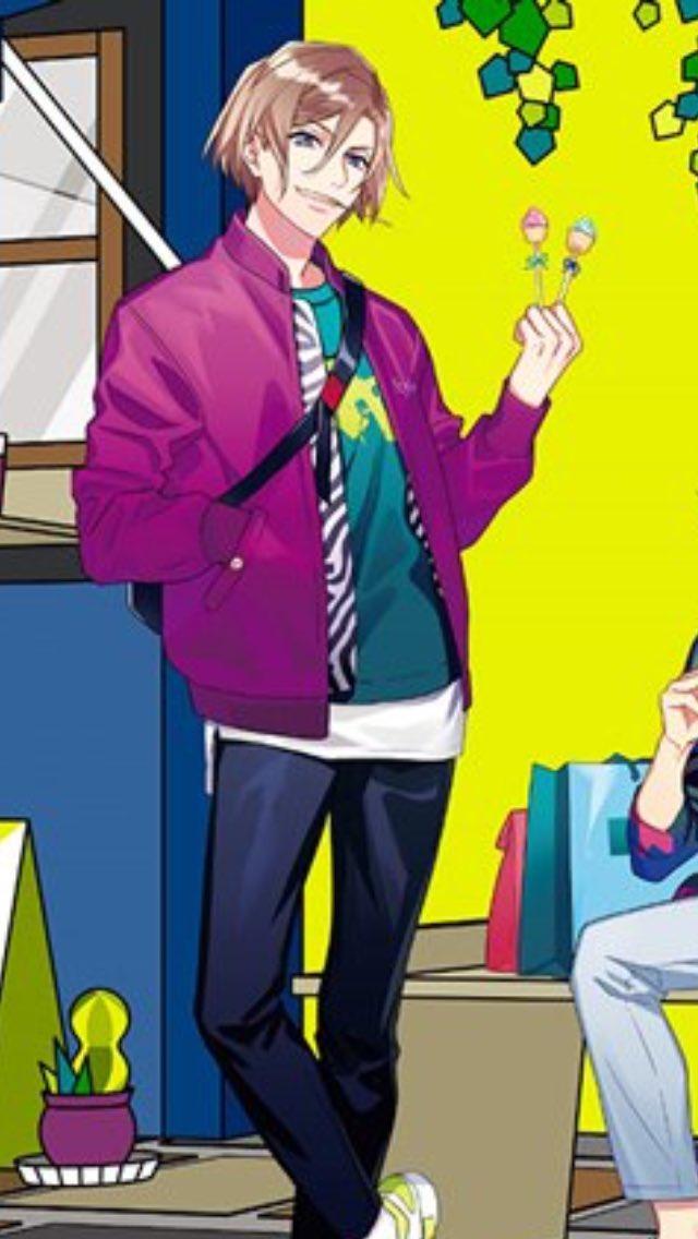 実はこのジャケ写で摂津万里くんが持ってるカップケーキ、3月のイベントで食べましたー😳‼️‼️ 美味しかっな〜!! #A3!