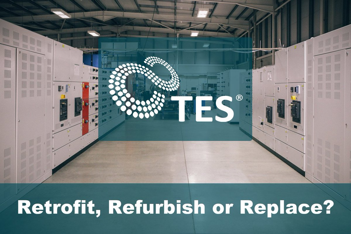 test Twitter Media - Do you know when to Retrofit, Refurbish or Replace Ageing Switchgear?  https://t.co/Y1tB3F52rw  #TES #Group #Switchgear #Switchboards #Power https://t.co/hmVGsOKapr