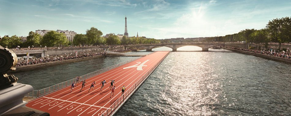 In 1 month @Paris will be turned into a unique sport celebration park, as it would be for #Paris2024. La #JournéeOlympique c'est dans 1 mois <br>http://pic.twitter.com/qhwFETvfMe