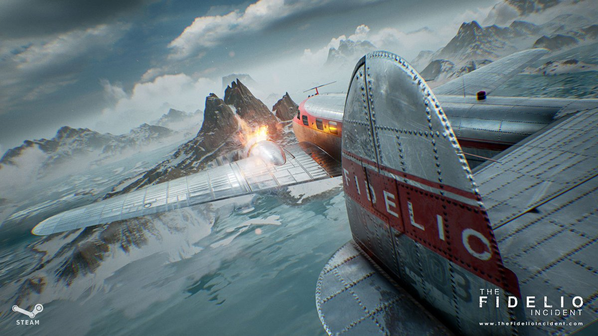 They can&#39;t find out who we are...The #Fidelio Incident is now available! Created using @UnrealEngine #UE4  https:// bitly.com/TheFidelioInci dent &nbsp; … <br>http://pic.twitter.com/tCRwtpDwIu
