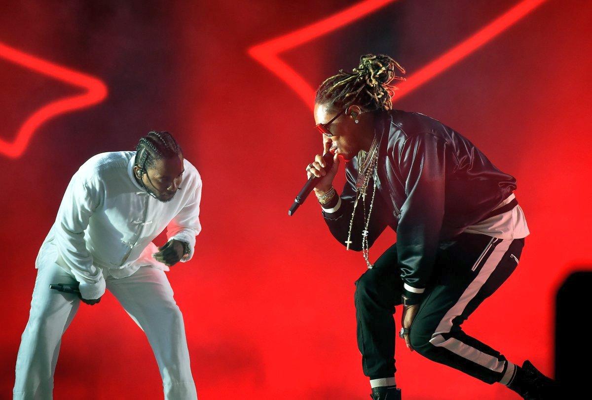 Future - Mask Off Remix Lyrics ft. Kendrick Lamar 4