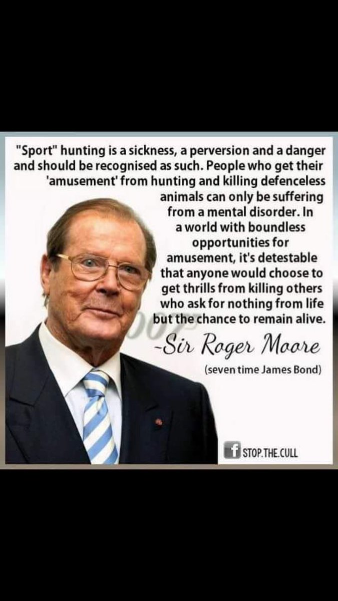 Sir Roger Moore. #UNICEF Ambassador. Conservationist. Star. This was a great man