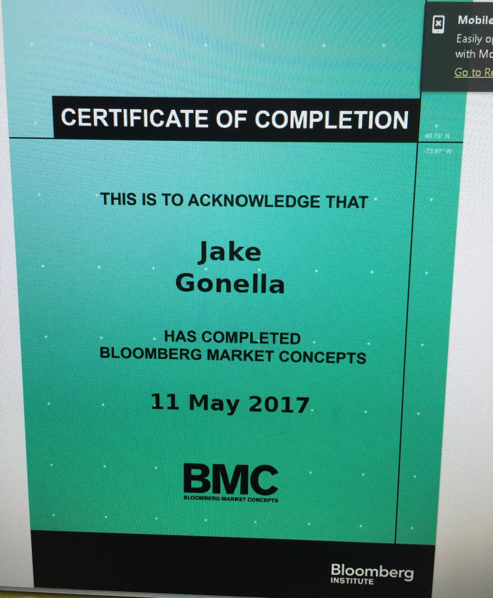Jake Gonella On Twitter 10 Hours Later Bloomberg Market