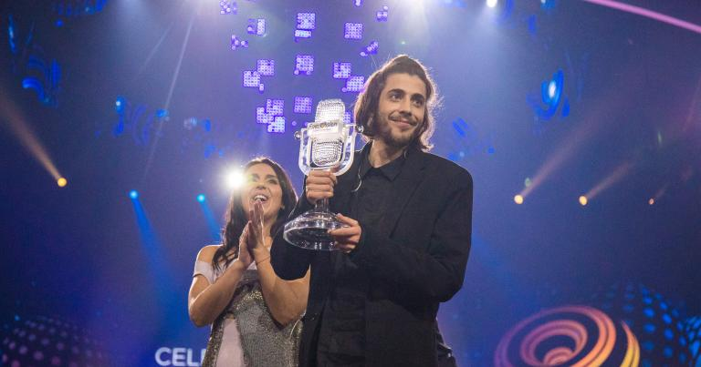 The #Eurovision Song Contest 2017 was seen by over 180 million viewers! Find out more about this year&#39;s figures here  http:// bit.ly/ESC2017Viewers  &nbsp;  <br>http://pic.twitter.com/YTN3BGnpEf