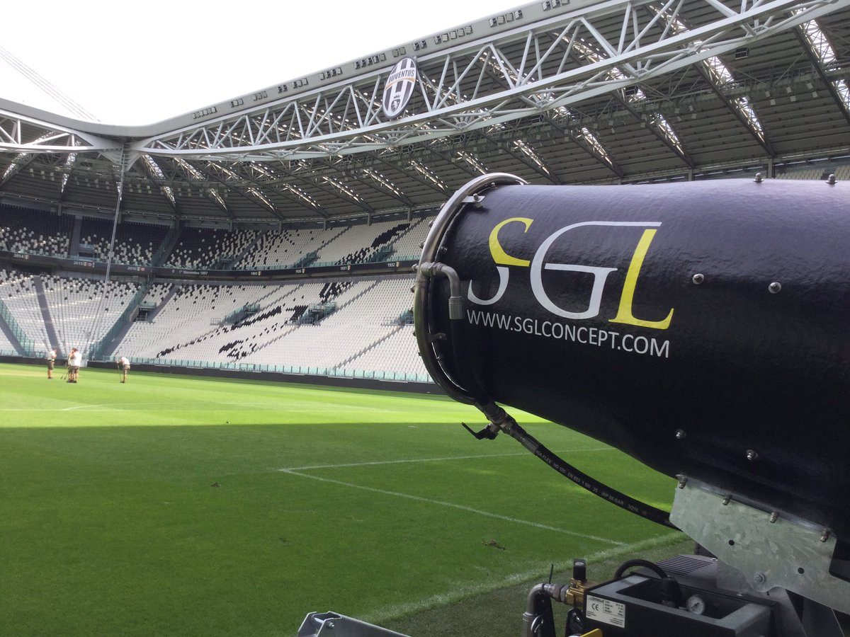 @SGLsystem  Grass Cooling system expansion at @juventusfc  Stadium!!! #SGLsystem #juventusFC #scudetto #ChampionsLeague #grasscare<br>http://pic.twitter.com/9ILMzb44uZ