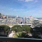 Nice view.......