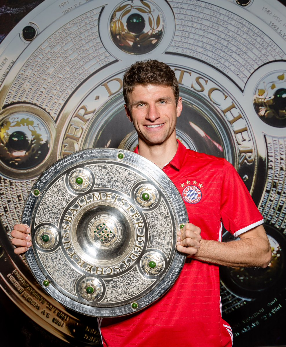 I like these trophy 😀 #fcbayern #esmuellert #sommerpause #fcb #miasanm...