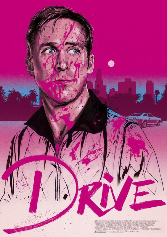 The amount of spectacular fan art produced for this movie is moving. Everyone really outdid themselves #Drive #MoviePoster <br>http://pic.twitter.com/0KPLPmGWJt