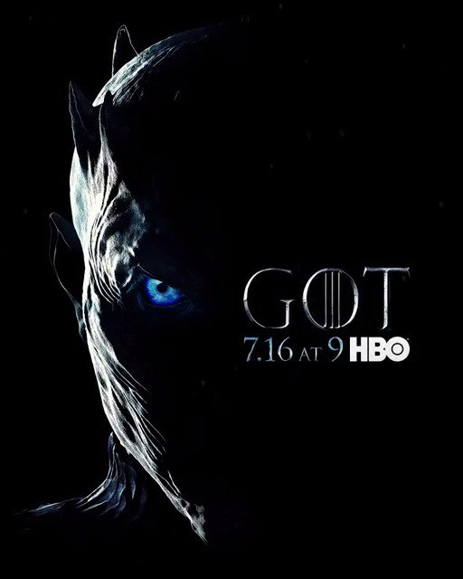 #GoTS7 begins 7.16 on @HBO. #GameofThrones