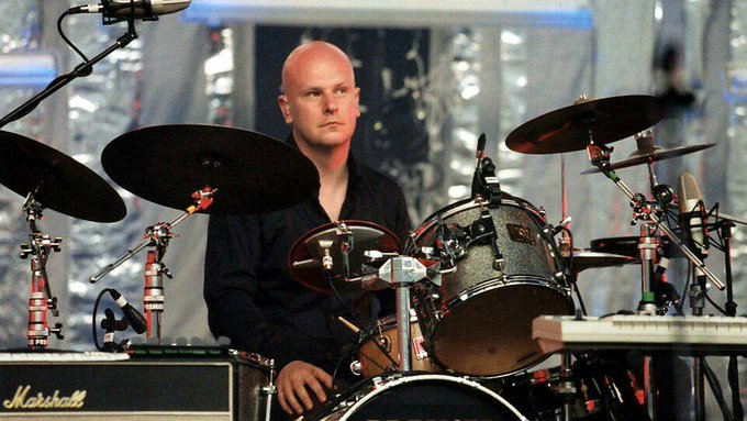 Happy 50th birthday to Phil Selway!