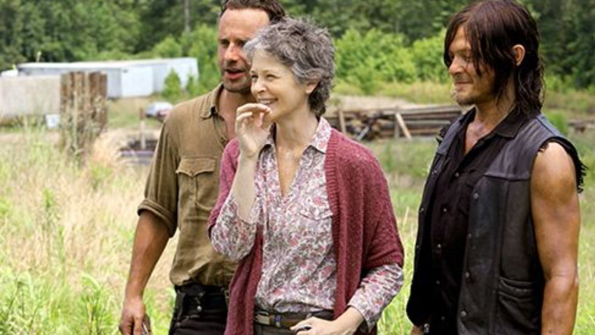Happy Birthday to the incredible #TWD actress Melissa McBride!!!   #TheWalkingDead #TWDFamily<br>http://pic.twitter.com/aG3ApJAkmu