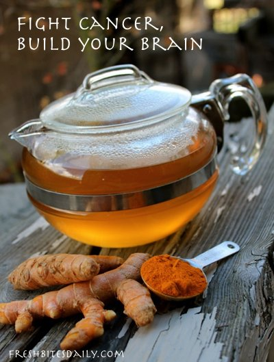 "Start your day with this ""Golden Tea"" — fight cancer and build your brain at the same time (including key flavor options and a ""pro tip"")"