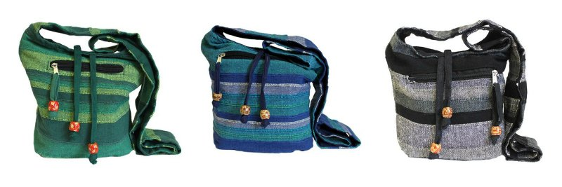 Love these Nepalese cotton sling bags with wooden beads!   http:// crwd.fr/2qd2Vqh  &nbsp;   #womaninbiz #wnukrt #accessories #ethicalstyle<br>http://pic.twitter.com/8e10fqyCWX
