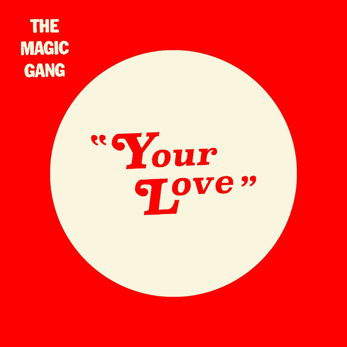 Image result for your love ep magic gang