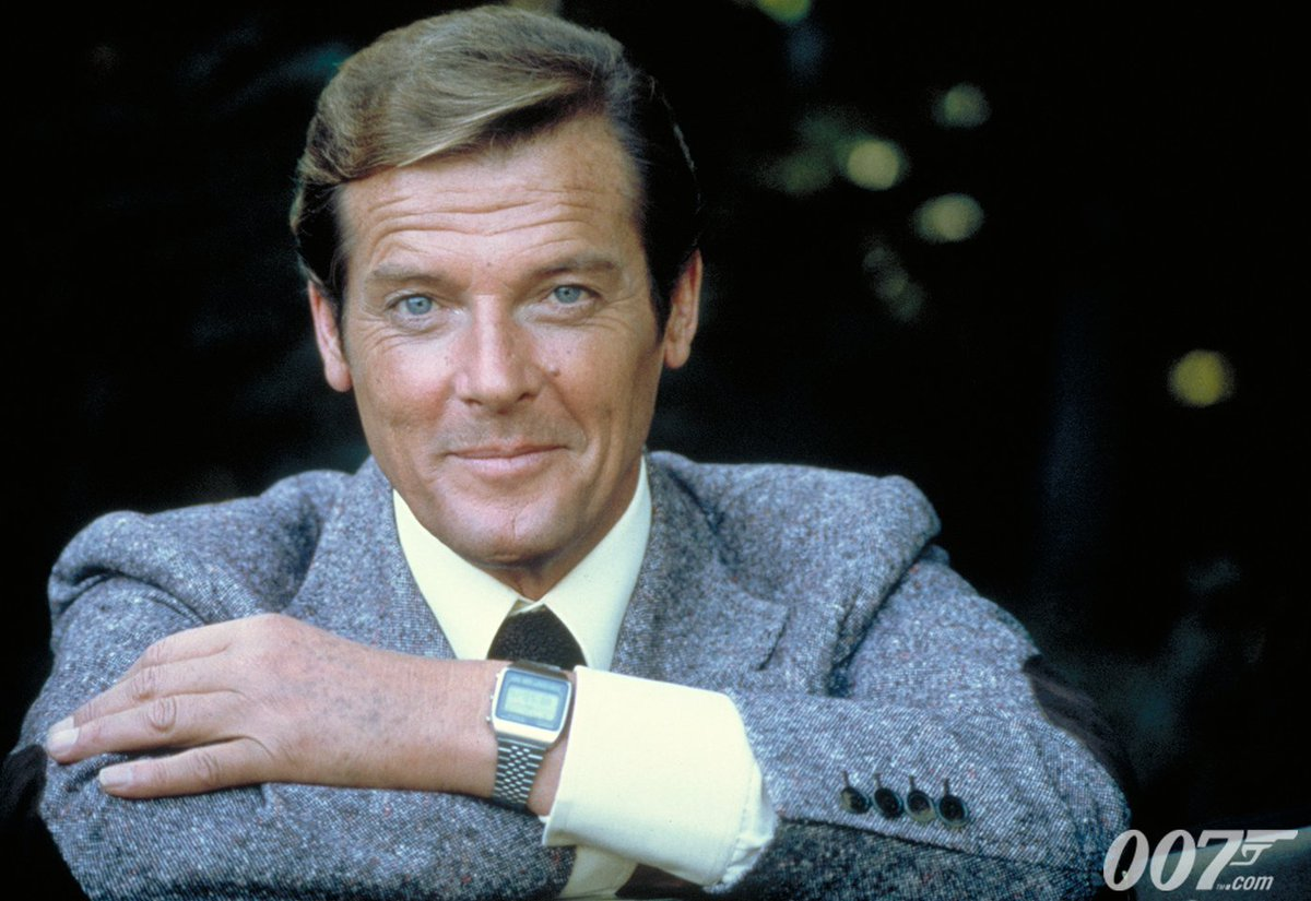 We are heartbroken at the news of Sir Roger Moore's passing. We shall miss him enormously. Our love and thoughts are with his family.