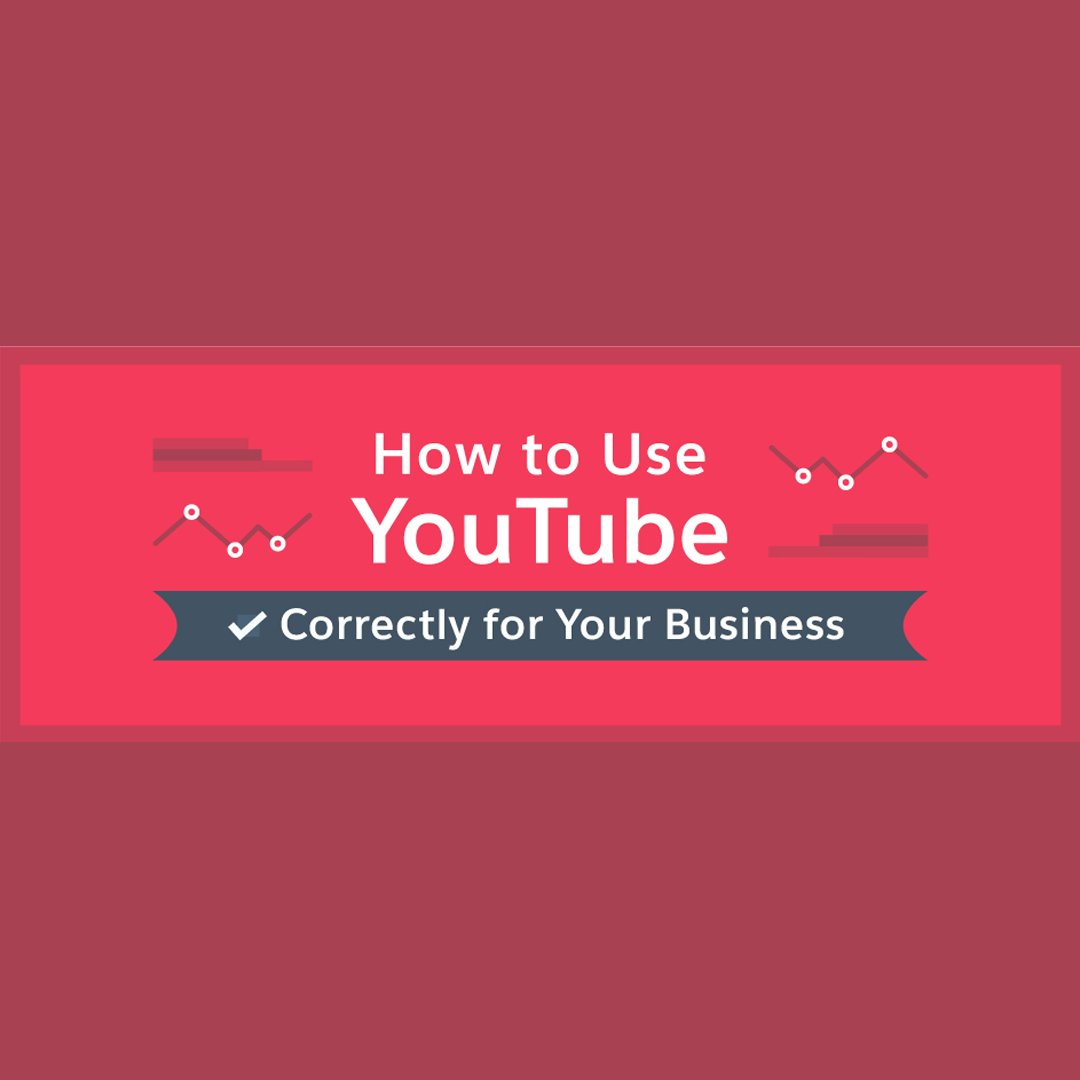 How to Use #YouTube Correctly for your Business  https:// goo.gl/daCSyA  &nbsp;   #videoproduction #VideoMarketing #DigitalMarketing #GrowthHacking<br>http://pic.twitter.com/20tnPpX81l