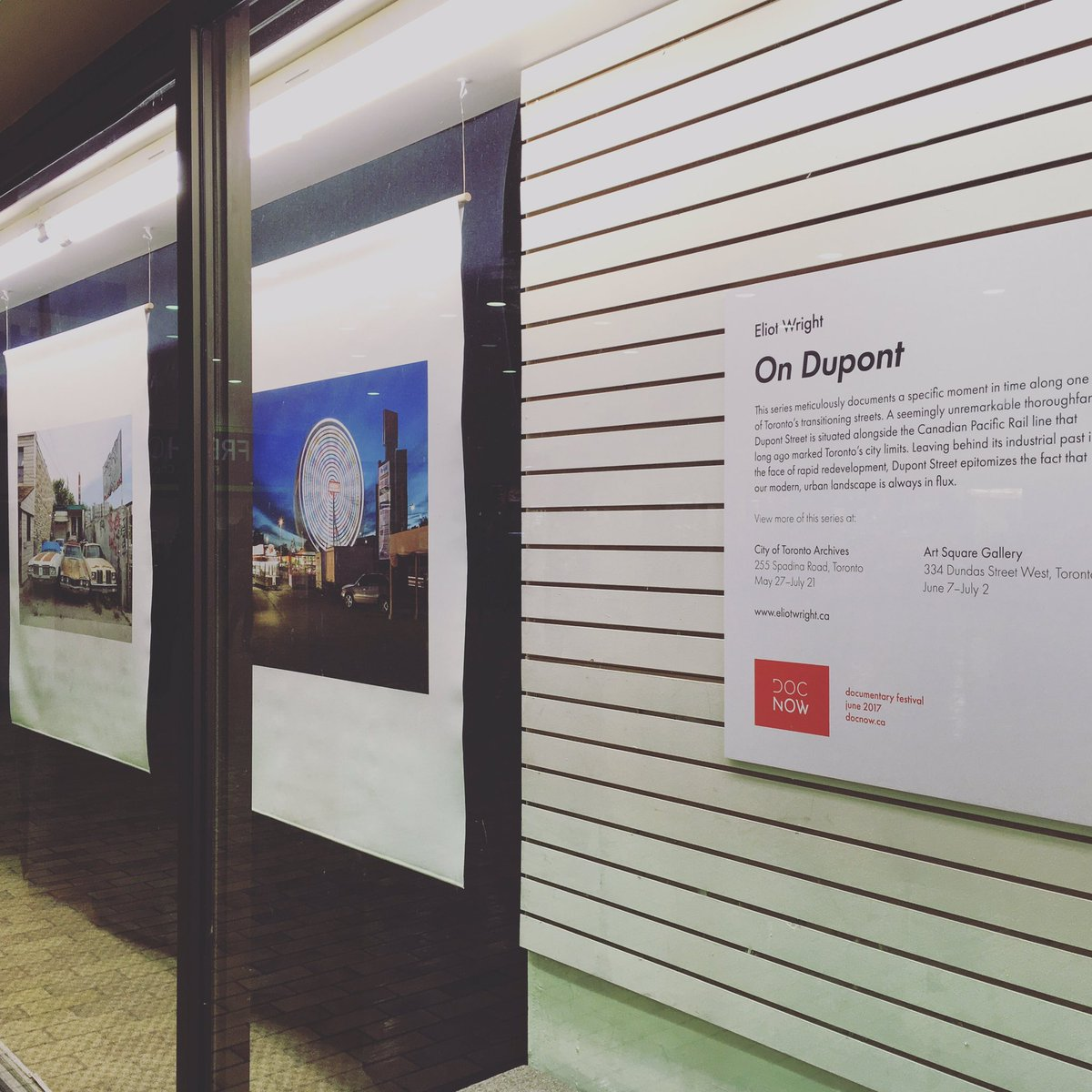 Looking for a unique #shopping experience? Drop by Galleria Mall and check out my photos while your at it! @ContactPhoto #dupont #toronto <br>http://pic.twitter.com/nGtFeWdd6T