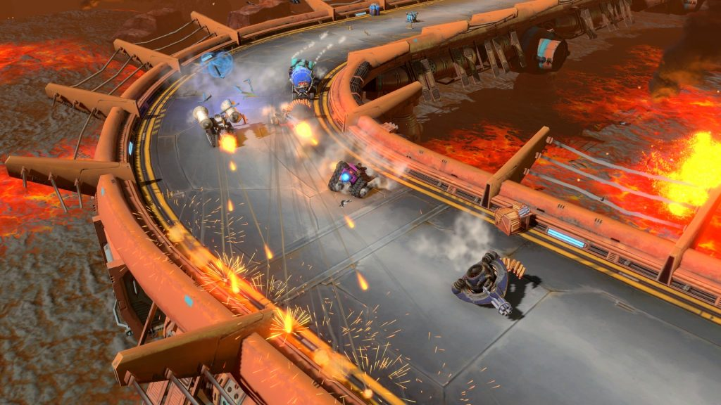 #Oculus is offering players a chance to try out BlazeRush for free this weekend. via @David_Jagneaux uploadvr.com/play-blazerush…