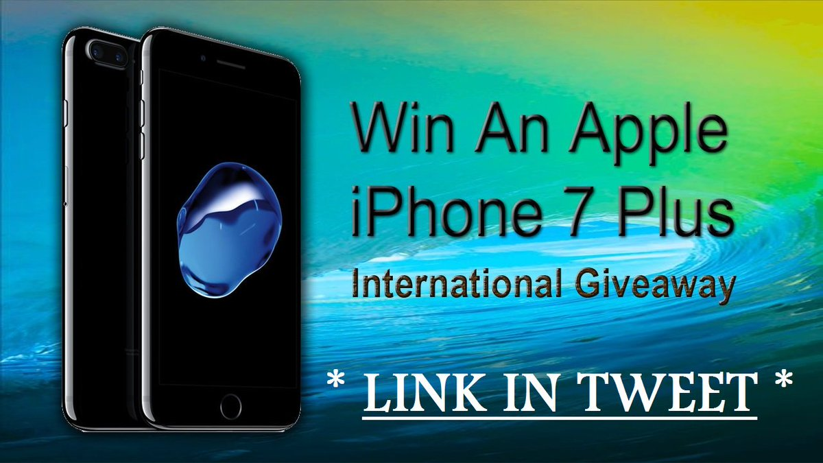 #TuesdayThoughts/ #TuesdayMotivation:  Just took part in a nice #giveaway for #iPhone7. Its #FREE:  http:// bit.ly/iPhone7-Giveaw ay-Free &nbsp; …    (WorldWide)<br>http://pic.twitter.com/XJNalFa7b4
