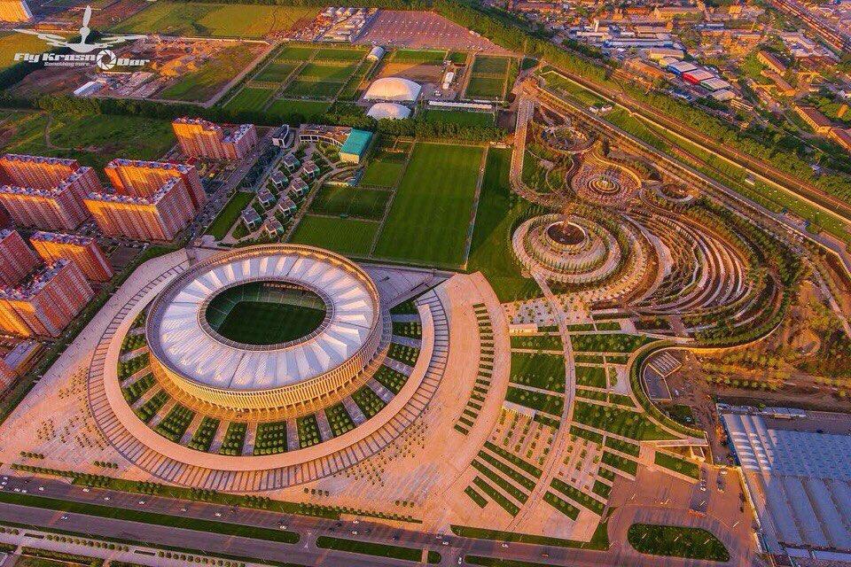 парк стадион краснодар фото что, как говорится