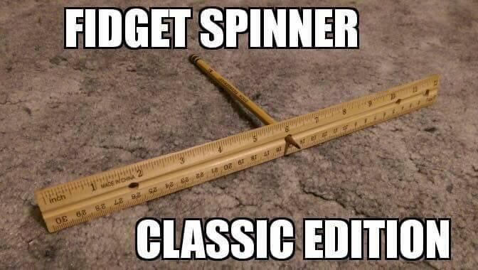 Fidget Spinner-Classic Edition https://t.co/jVzWbSPSRU