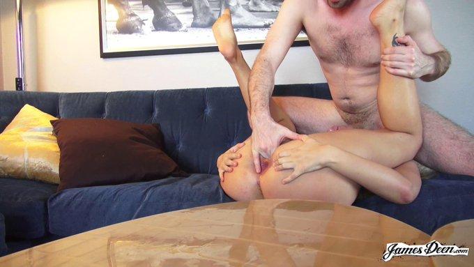 1 pic. Watch James Deen use & abuse my holes https://t.co/u5SWN4f5I4 #analalert @JamesDeen https://t