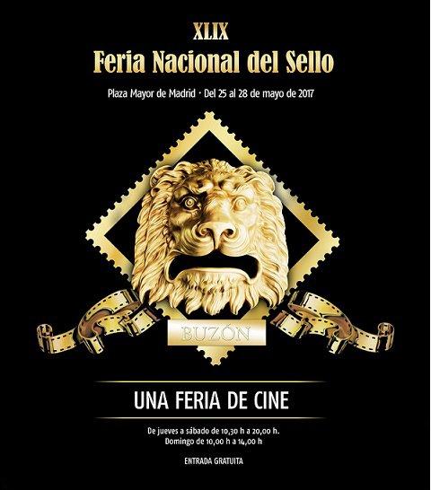La Plaza Mayor de Madrid acoge la Feria Nacional del Sello @Correos @AsociacionAnfil Del 25 al 28 de mayo https://t.co/kntnGV2MJA