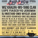 Playing this Memorial Day weekend at Ship Show!! Tickets are still available: https://t.co/5hSExu94XW