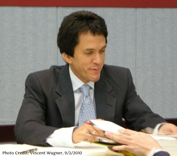 Happy Birthday, Mitch Albom! Check out one of his books today!