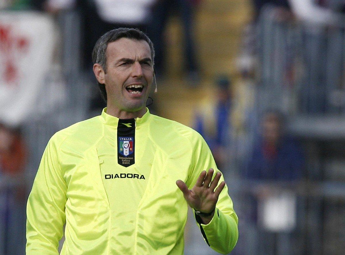 È morto l'ex arbitro di calcio Stefano Farina