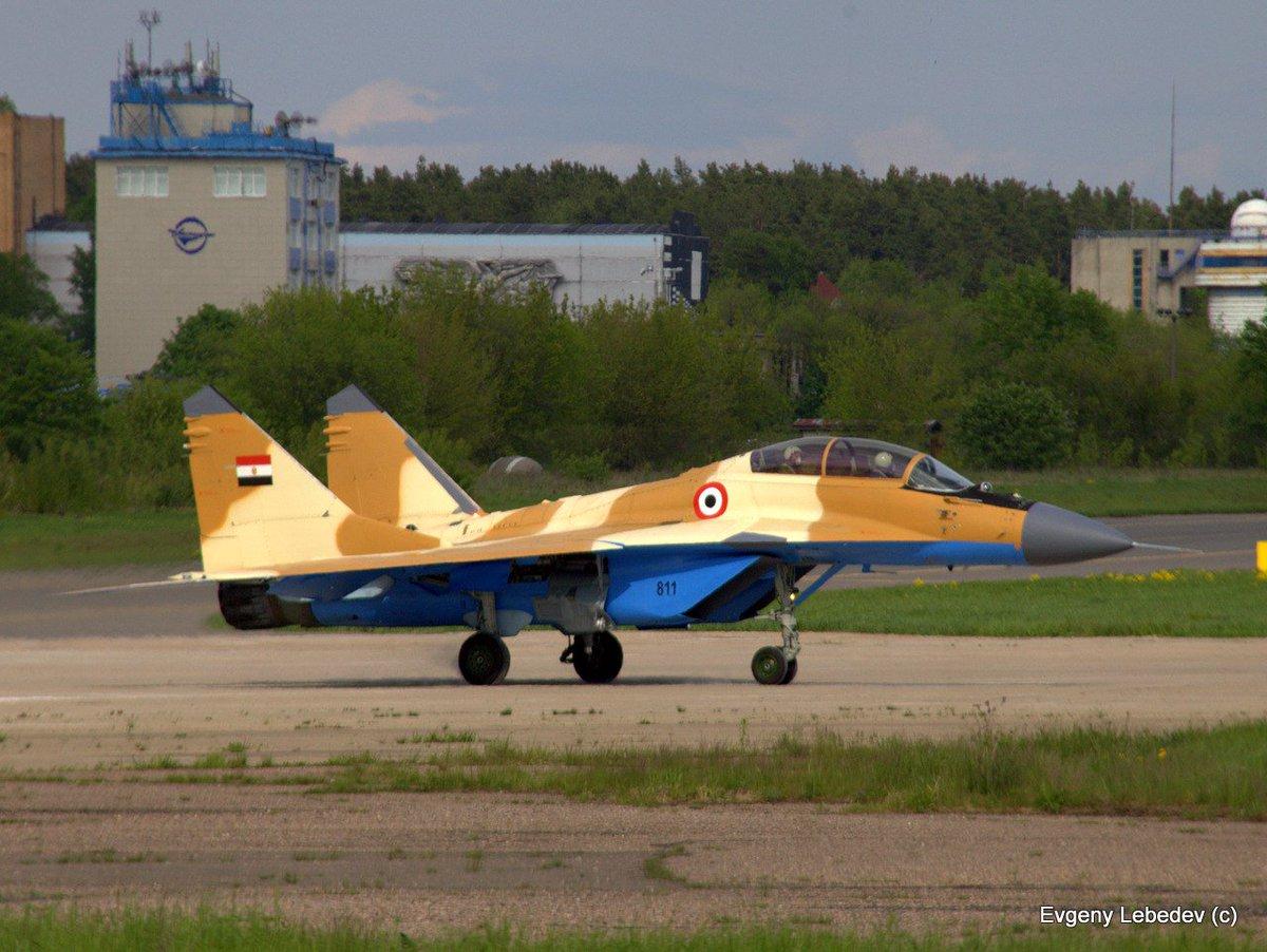 """روسيا ملتزمة بعقد بيع مقاتلات """"ميغ 29"""" إلى سلاح الجو المصري DAiTMg-XkAEjZx3"""