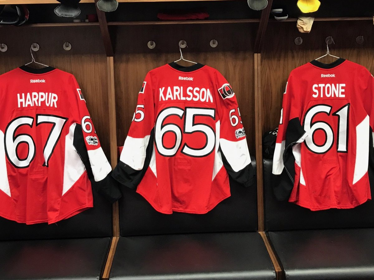 Steve Levyshared a snap of three jerseys with their three children's name on them