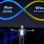 The Age of Openness – #SAPPHIRENOW 2017 https://t.co/CC0kz5ytxI via @LeukertB