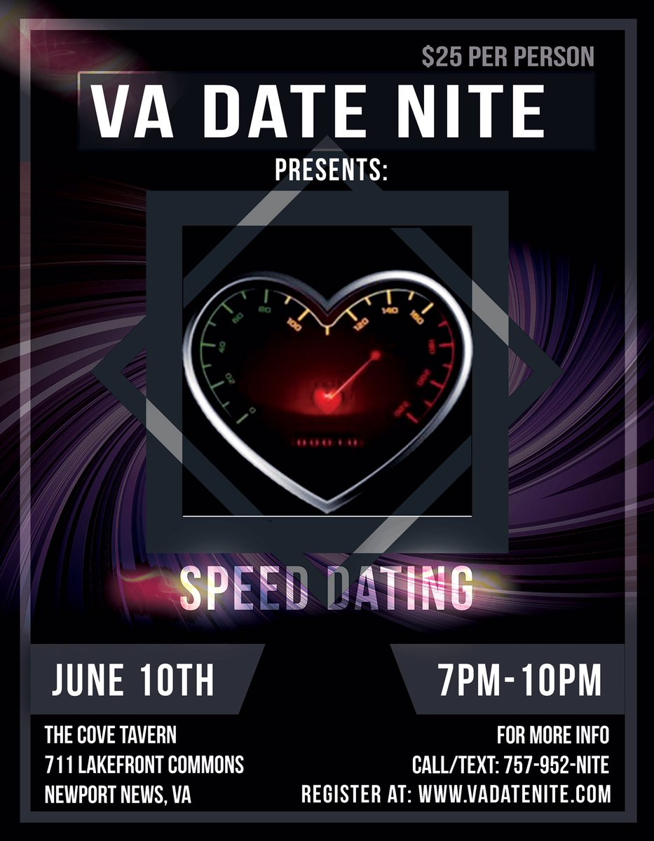 speed dating in newport news va