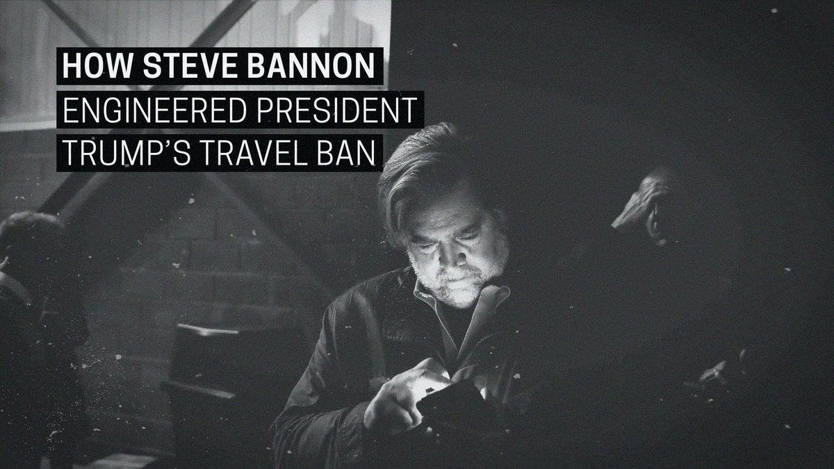 .@frontlinepbs has the story behind Steve Bannon's personal crusade to dramatically transform America.