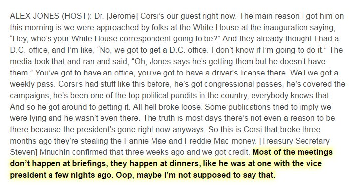 90776245b alex jones says infowars reporter jerome corsi was at a dinner with the vice  president a