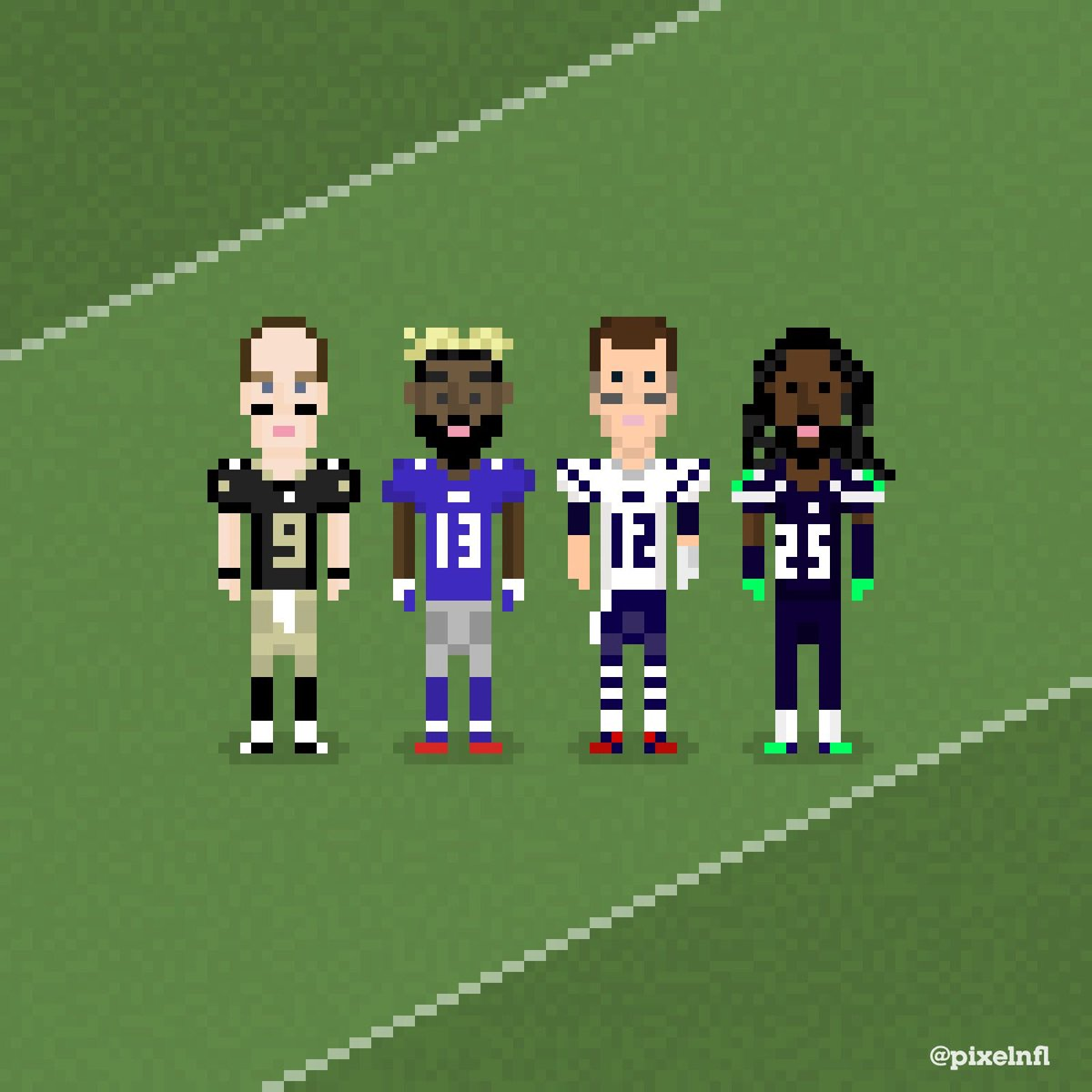 Uživatel Pixel Nfl Na Twitteru What Connects These Guys