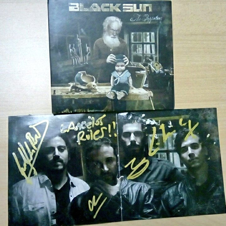 Such an amazing work!  @blacksunEC #NewAlbum #ThePuppeteer  Congrats friends! #metal #music #listentothis #song #ecuador #guayaquil #song<br>http://pic.twitter.com/F9sIgwgUJy