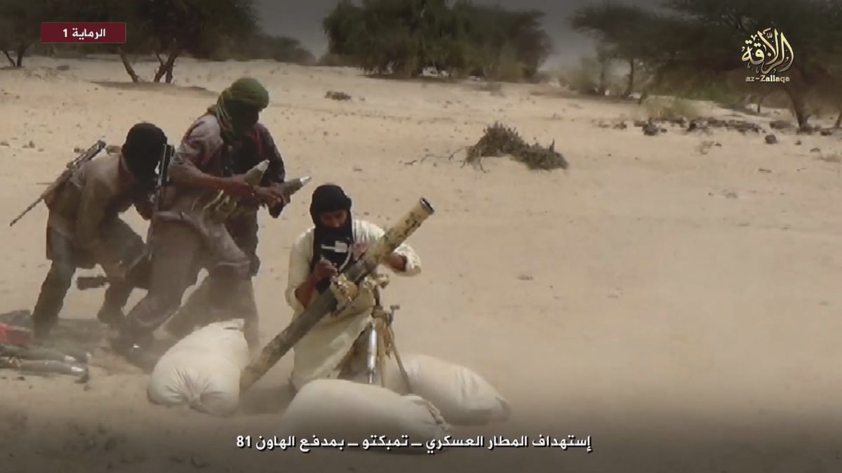 "MENASTREAM on Twitter: ""#Mali: #JNIM released clip showing the ..."