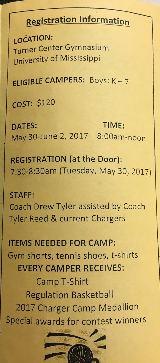 Ohs boys basketball on twitter oversight we want to invite pre k we want to invite pre k students to tyler ball camp you can pick up your camp applications at ohs or university sporting goods httpst3pwscerq4s stopboris Images