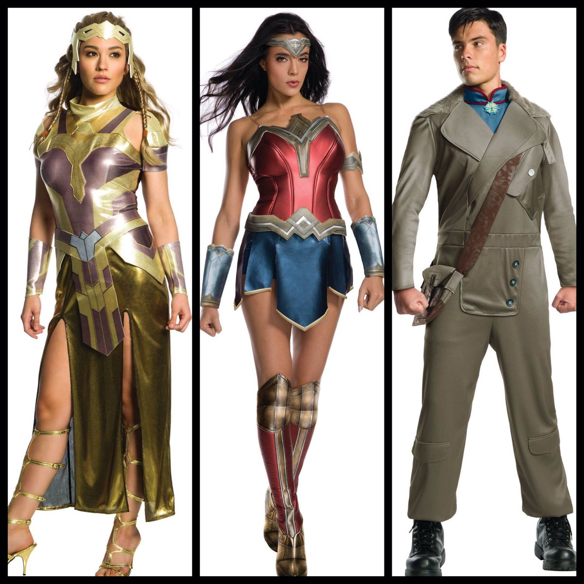 Rubie S Costume Co On Twitter Before She Was Wonder Woman She Was Princess Of The Amazons We Are Proud To Present The New Womanwoman Costume Collection Halloween Https T Co Mh36j9k1fa