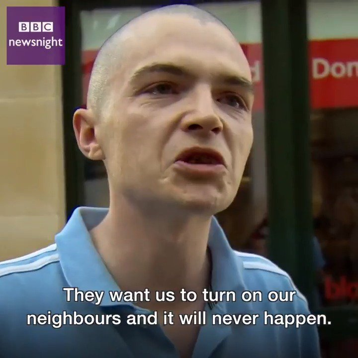 "RT @Chris_Alexandr: ""They want us to turn on our neighbours and it will never happen"". Thank you Ian. #manchester https://t.co/Y6HF72xVVl"